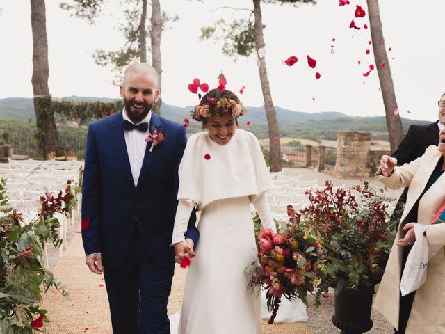 La boda de Víctor y Anna en Sant Marti De Tous, Barcelona 59