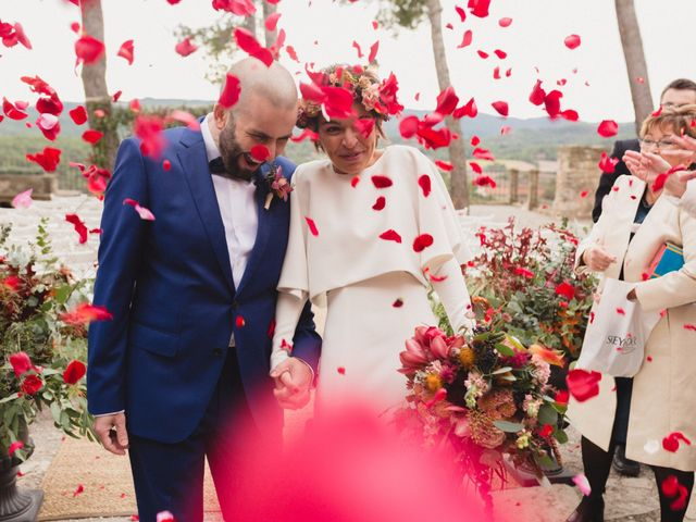 La boda de Víctor y Anna en Sant Marti De Tous, Barcelona 2