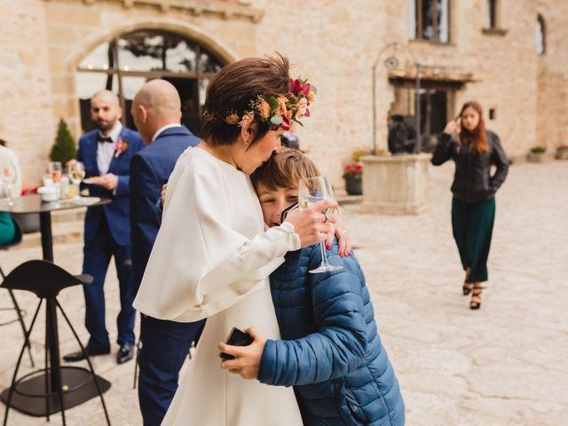 La boda de Víctor y Anna en Sant Marti De Tous, Barcelona 83