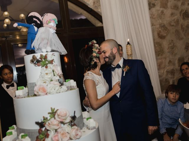 La boda de Víctor y Anna en Sant Marti De Tous, Barcelona 105
