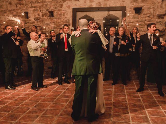 La boda de Víctor y Anna en Sant Marti De Tous, Barcelona 109
