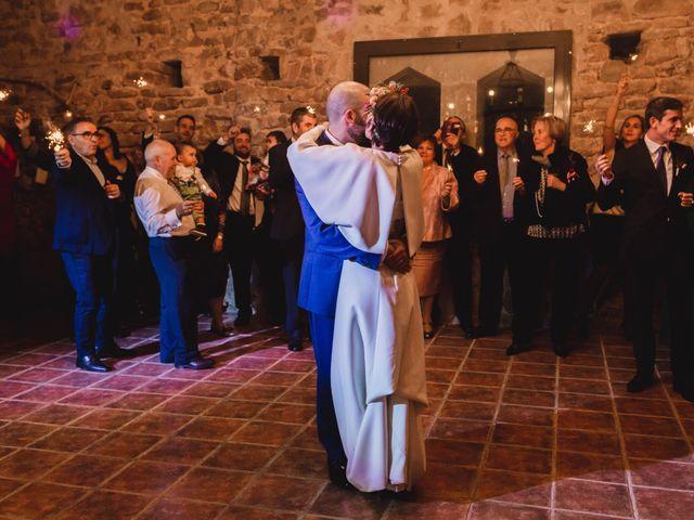 La boda de Víctor y Anna en Sant Marti De Tous, Barcelona 110