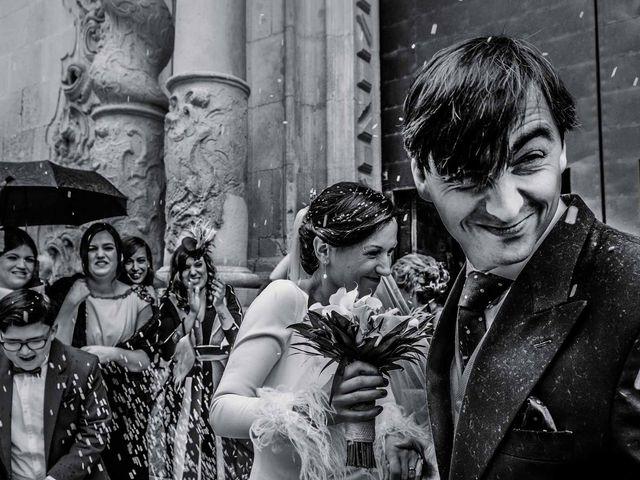La boda de Catalina y Goyo