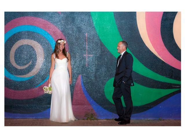 La boda de Maya y Just