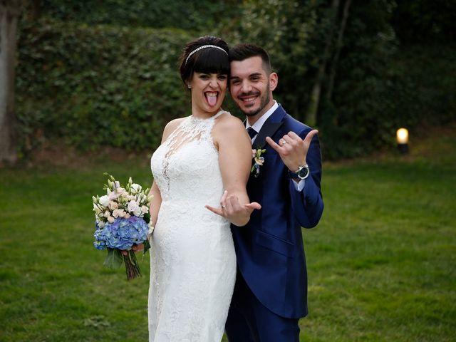 La boda de Joana y Dani