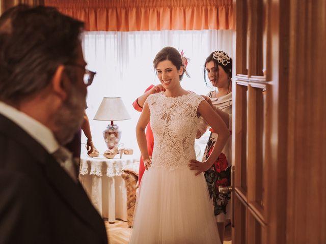 La boda de David y Clara en Ibi, Alicante 9