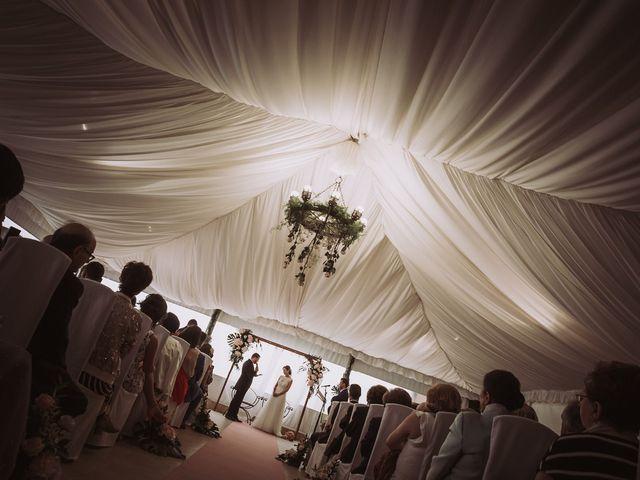 La boda de David y Clara en Ibi, Alicante 20