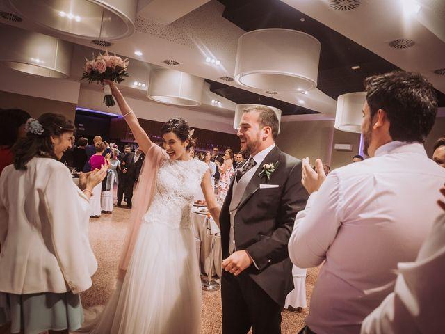 La boda de David y Clara en Ibi, Alicante 22