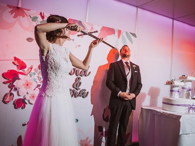 La boda de David y Clara en Ibi, Alicante 23