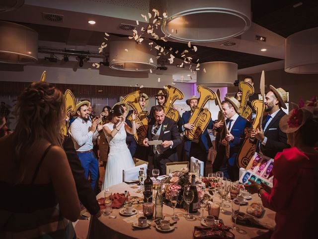 La boda de David y Clara en Ibi, Alicante 25