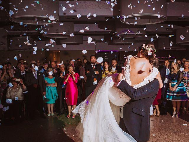 La boda de David y Clara en Ibi, Alicante 27