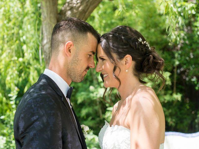 La boda de Lorena y Dani