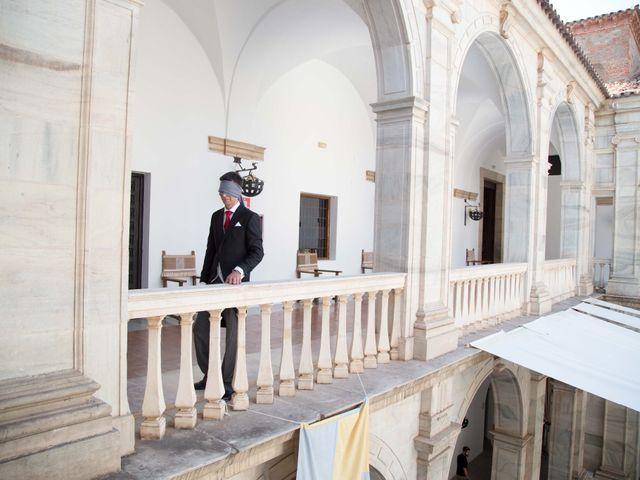 La boda de Jose y Sara en Valencia Del Ventoso, Badajoz 2