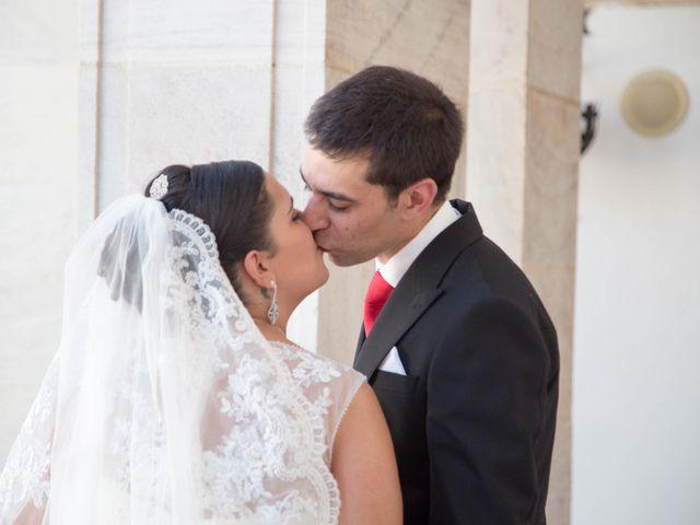 La boda de Jose y Sara en Valencia Del Ventoso, Badajoz 4