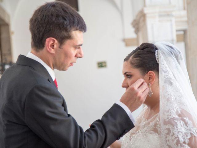La boda de Jose y Sara en Valencia Del Ventoso, Badajoz 5