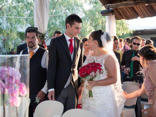 La boda de Jose y Sara en Valencia Del Ventoso, Badajoz 9