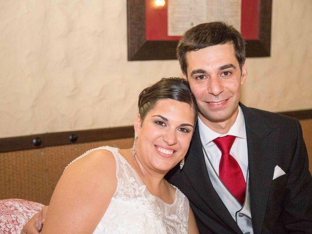 La boda de Jose y Sara en Valencia Del Ventoso, Badajoz 15