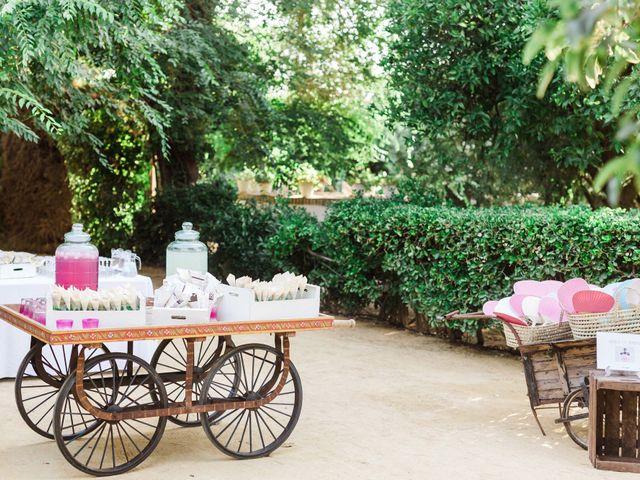 La boda de Juan y Isabel en Espartinas, Sevilla 8