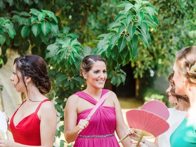 La boda de Juan y Isabel en Espartinas, Sevilla 17