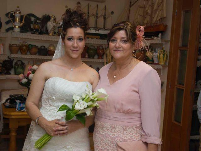 La boda de Juanma y Elena en Mataró, Barcelona 2