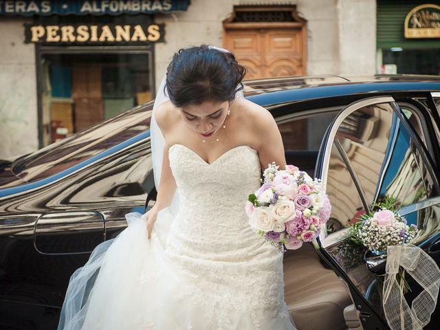 La boda de Sergio y Estrella en Boadilla Del Monte, Madrid 12