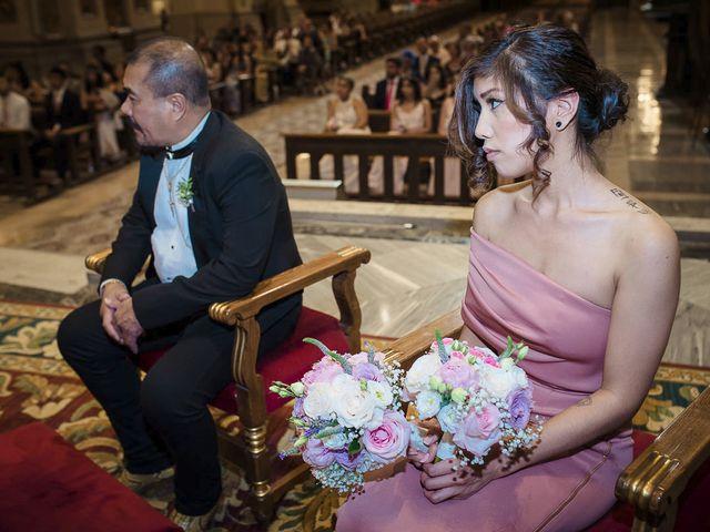La boda de Sergio y Estrella en Boadilla Del Monte, Madrid 14