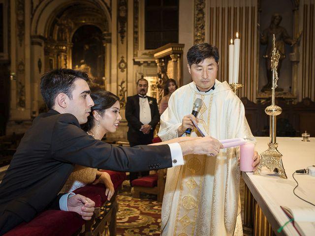 La boda de Sergio y Estrella en Boadilla Del Monte, Madrid 16