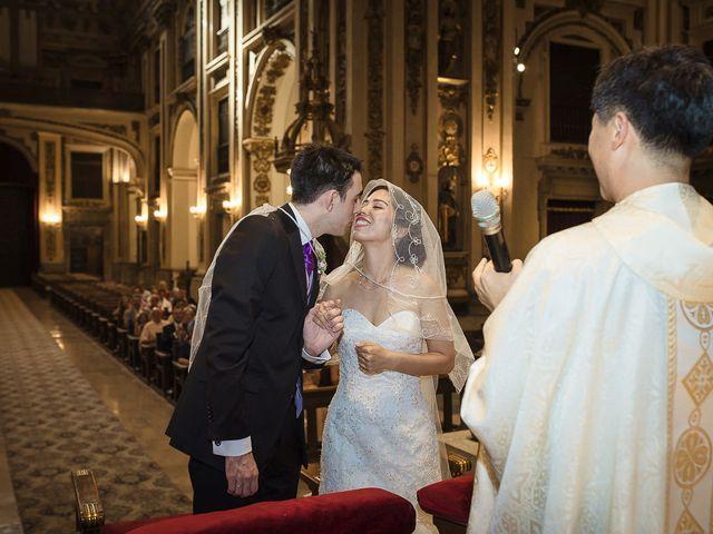 La boda de Sergio y Estrella en Boadilla Del Monte, Madrid 17