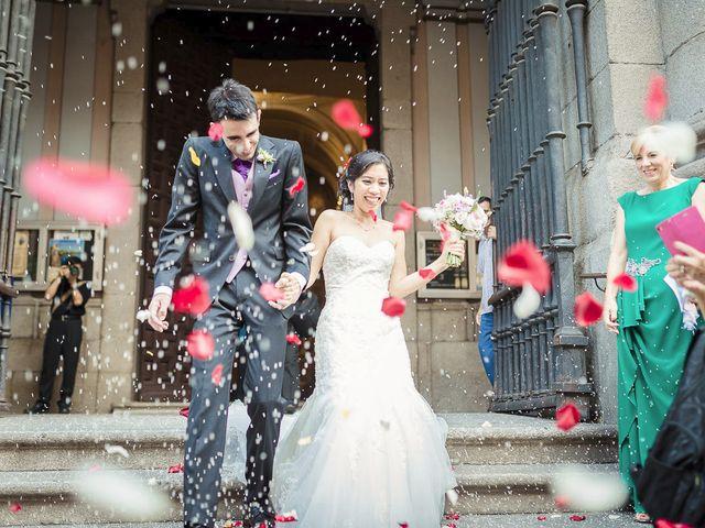 La boda de Sergio y Estrella en Boadilla Del Monte, Madrid 18