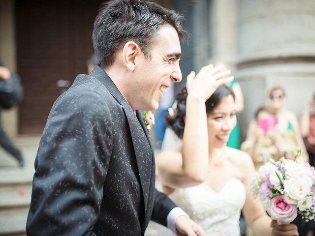 La boda de Sergio y Estrella en Boadilla Del Monte, Madrid 19