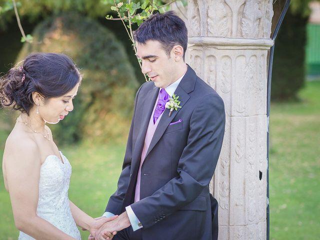 La boda de Sergio y Estrella en Boadilla Del Monte, Madrid 21