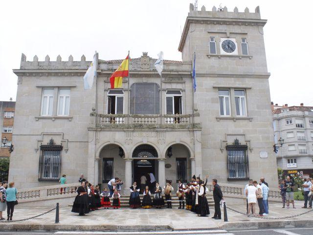 La boda de Michi y Patri en Marín, Pontevedra 2