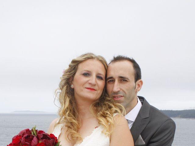 La boda de Michi y Patri en Marín, Pontevedra 11