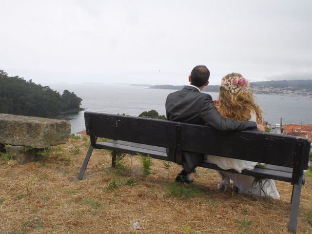 La boda de Michi y Patri en Marín, Pontevedra 12