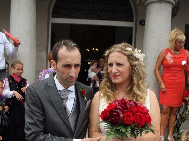 La boda de Michi y Patri en Marín, Pontevedra 17