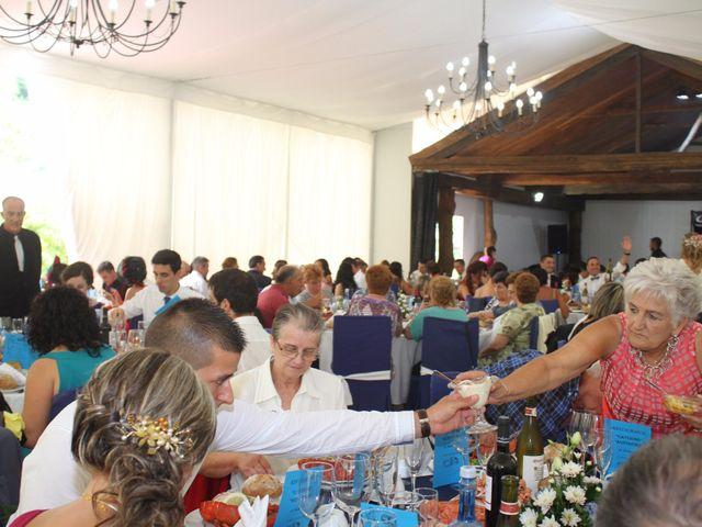 La boda de Michi y Patri en Marín, Pontevedra 20