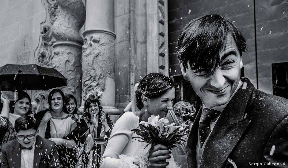 La boda de Goyo y Catalina en Alacant/alicante, Alicante