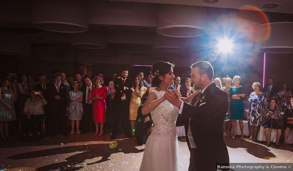 La boda de David y Clara en Ibi, Alicante