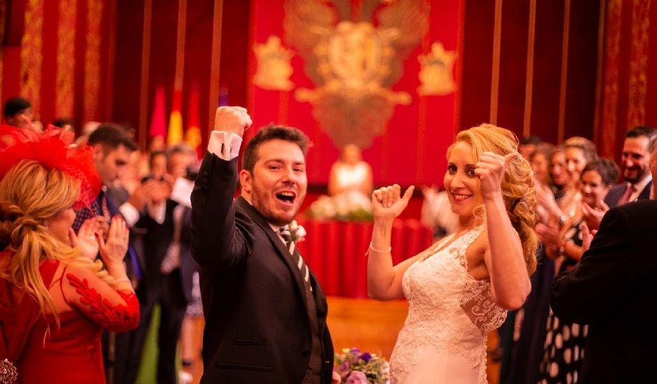 La boda de David y Tere en Toledo, Toledo