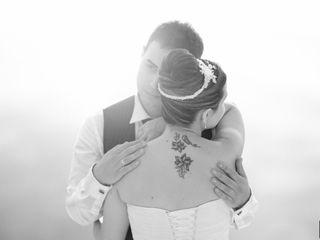 La boda de Dani y Bárbara