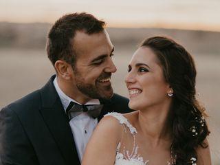 La boda de Marta y Rafa
