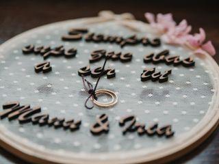 La boda de Iria y Manu 1