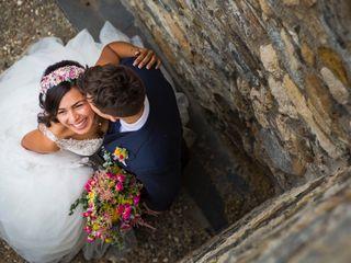 La boda de Ximena y Carlos