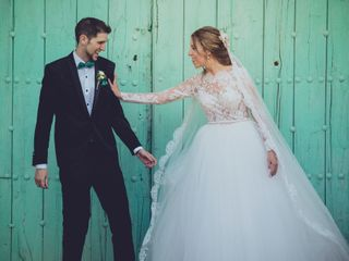 La boda de Jona y Aixa 1