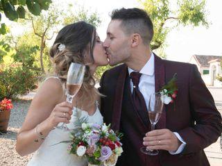 La boda de Noelia y Carles