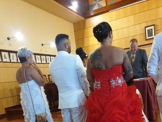 La boda de Aniaga  y Jonathan  1