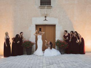 La boda de Sonia y Cristina