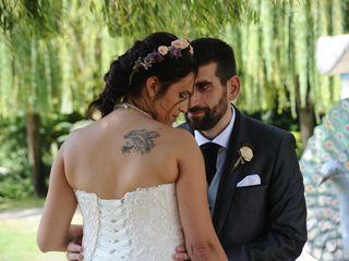 La boda de Rubén y Bea