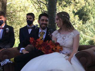 La boda de Laura y Óscar