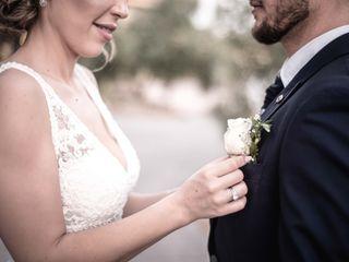 La boda de Alejandro y Rosa